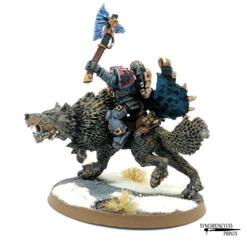 Harald Axe Side