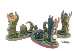 Plague Worms