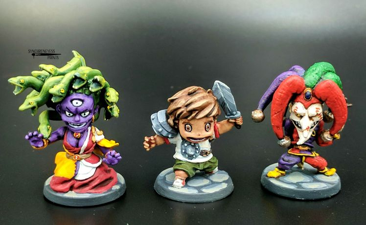 Arcadia Quest 3A Heroes 2