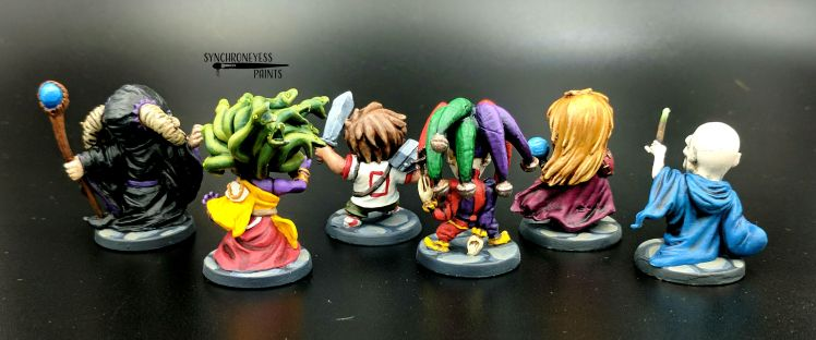 Arcadia Quest Heroes 2