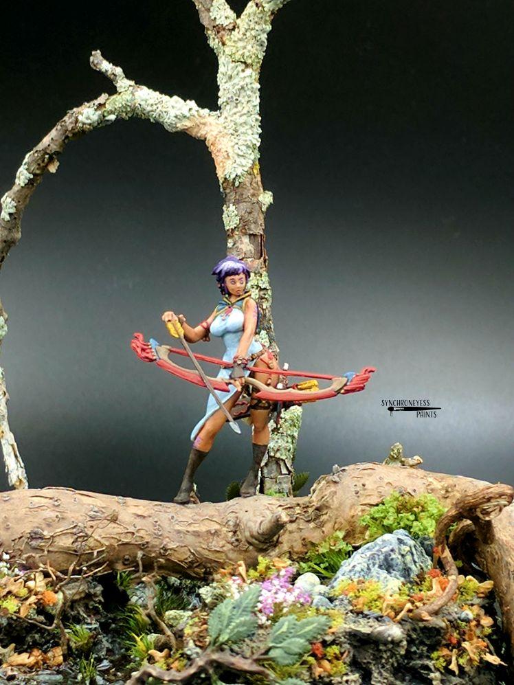 KD Ranger Diorama Figure 1