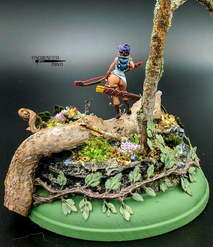 KD Ranger Diorama Figure 3
