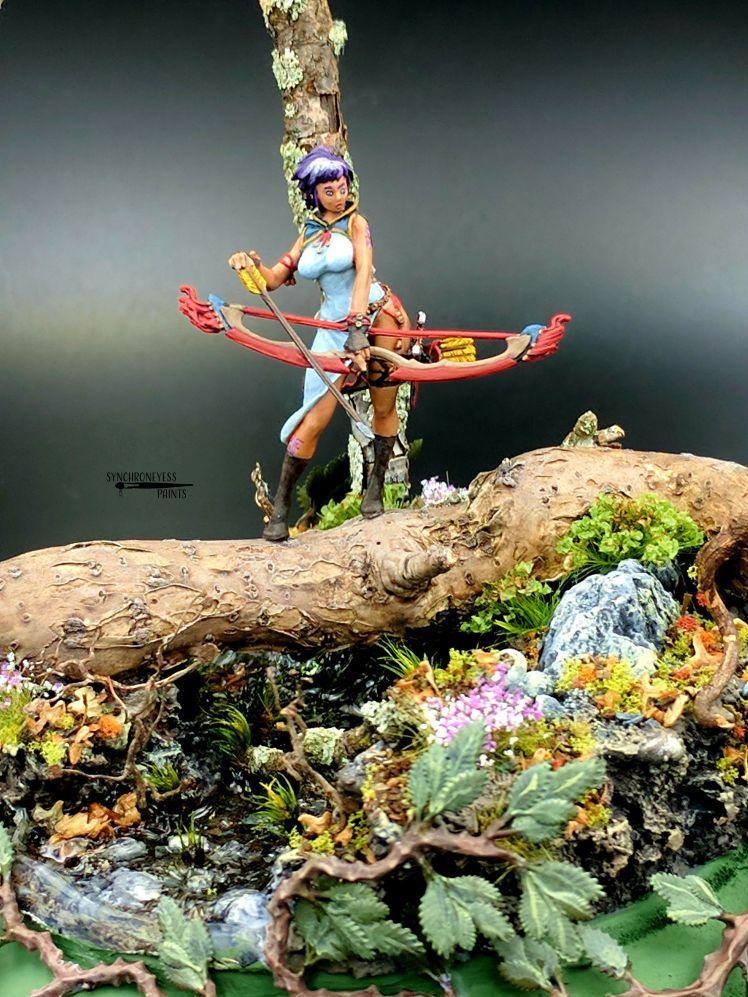 KD Ranger Diorama Figure 4