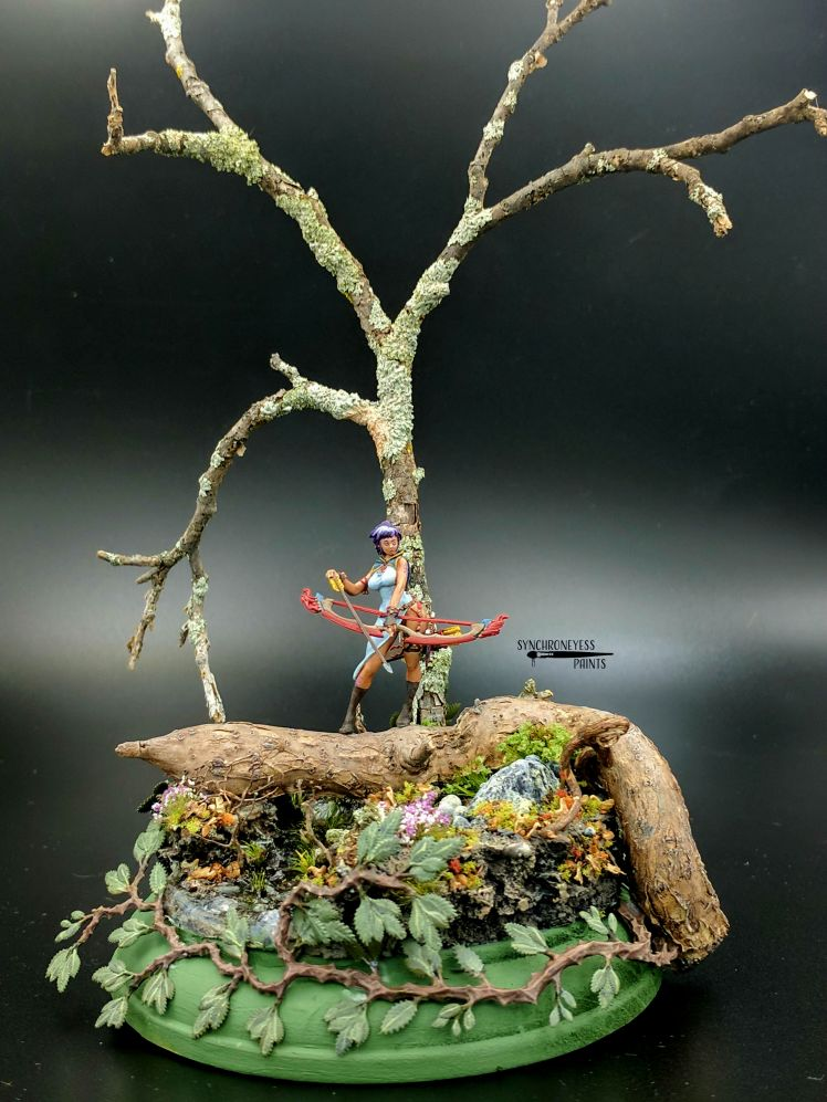 KD Ranger Diorama Full 2
