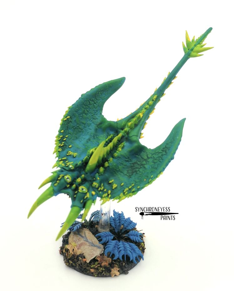 Tzeentch -Green