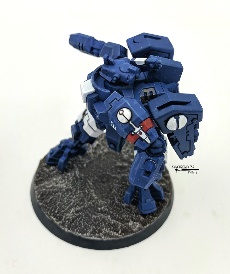 Tau- Commander Bonding Knife
