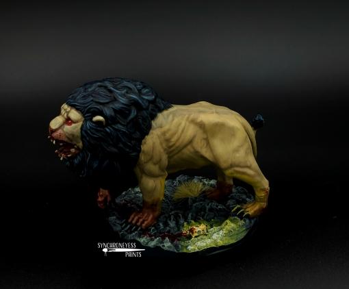 White Lion Side 1 BB