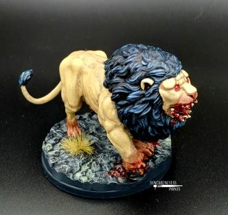 White Lion Side 3 BB