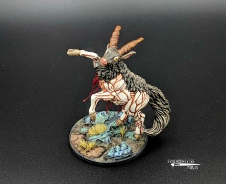Screaming Antelope front 5