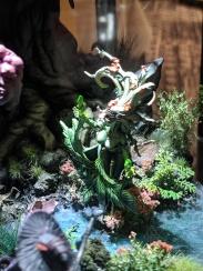 Dark Bunny Creative did an amazing Flower Witch Diorama